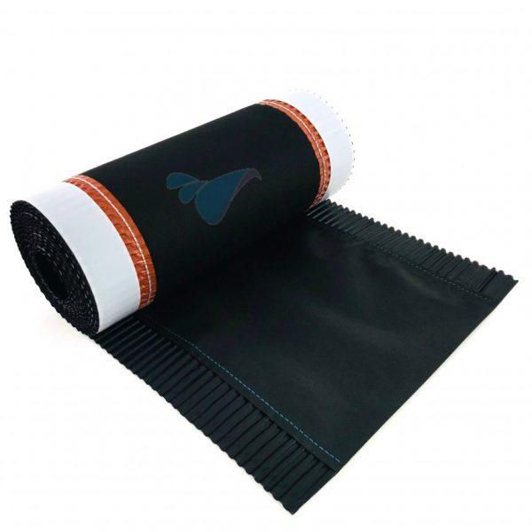 ondervorst-ruiterrol-hoekkeperband-39cm-zwart