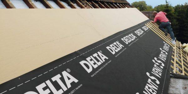 Delta-vent-s-dak